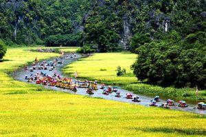 Ninh Bình: Đón cơ hội từ Năm Du lịch quốc gia 2021