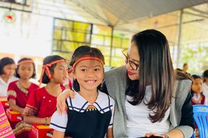 NHG lan tỏa yêu thương tới trẻ em và người nghèo Tây Nguyên