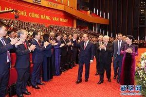 Các báo lớn của Trung Quốc đưa tin về Đại hội XIII của Đảng