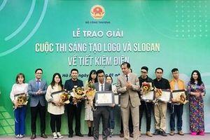 Khẩu hiệu 'Tiết kiệm điện thành thói quen' đoạt giải Nhất Cuộc thi 'Sáng tạo logo và slogan về tiết kiệm điện'