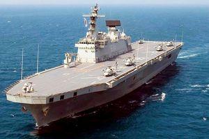 Hải quân Hàn Quốc liệu có thực sự cần tự chế tạo tàu sân bay?