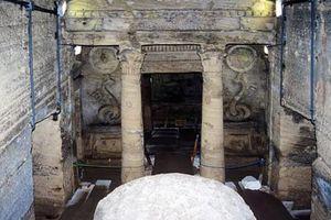 Phát hiện ra công trình lịch sử đồ sộ gây choáng ngợp