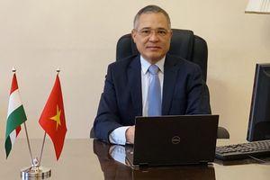 Đại sứ Nguyễn Tiến Thức: Kim ngạch thương mại Việt Nam-Hungary lần đầu tiên trong lịch sử vượt 1 tỷ USD