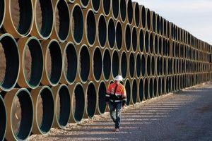Nga vận chuyển khí đốt qua Nord Stream đạt mức kỷ lục kể từ khi hoạt động