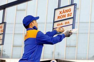 Hôm nay, giá xăng tiếp tục tăng mạnh?