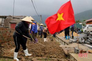 Người dân Hà Tĩnh đoàn kết thi đua chào mừng Đại hội Đảng lần thứ XIII