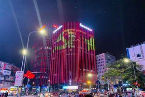 Thủ đô Hà Nội lung linh ánh đèn chào mừng Đại hội XIII