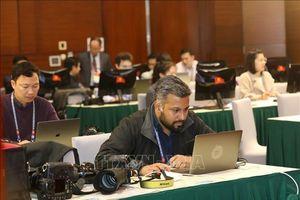 Đại hội XIII thu hút sự quan tâm của truyền thông quốc tế