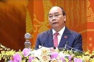 Thủ tướng Nguyễn Xuân Phúc: 'Thẳng thắn nhìn nhận, để phát triển đất nước với khát vọng hùng cường'