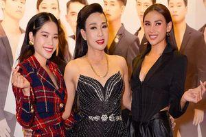 Dàn sao Việt ủng hộ nghệ sĩ Hà Kiều Anh ra mắt phim