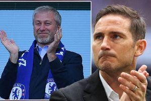 Lampard được ưu ái nhất trong những HLV bị Abramovich sa thải