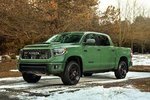 Top 10 xe bán tải được trang bị động cơ V8