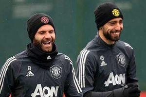 Fernandes nêu tên 4 cầu thủ M.U luôn ở lại tập thêm cùng anh