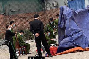 Phát hiện thi thể một thai nhi bị vứt bỏ gần khu công nghiệp Yên Phong