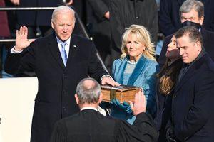 Choáng với mức giá chiếc đồng hồ Tổng thống Joe Biden đeo trong lễ nhậm chức