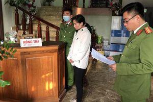 Quảng Ninh: Bắt khẩn cấp nữ chủ nhà nghỉ về hành vi chứa mại dâm
