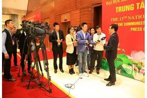 Báo chí tạo nên khí thế, niềm tin và tự hào về Đại hội XIII của Đảng