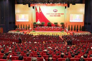 Khai mạc Đại hội Đảng lần thứ XIII- Hiện thực hóa khát vọng đất nước Việt Nam hùng cường