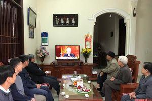 Nhân dân Thanh Hóa hướng về Đại hội XIII của Đảng