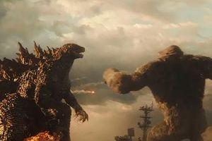 'Godzilla vs. Kong' tung trailer hé lộ màn đối đầu kịch tính của hai chúa tể
