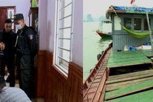 Triệt phá 5 ổ nhóm câu kết, ăn chặn hàng chục tỷ đồng của các nhà tàu trên vịnh Hạ Long