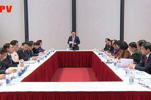 Đóng góp nhiều ý kiến tâm huyết vào Văn kiện Đại hội XIII của Đảng