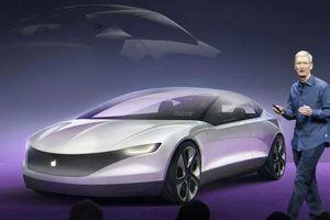Apple đến, thế giới xe hơi sẽ không còn như trước