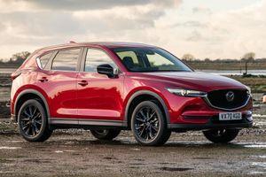 Mazda CX-5 đời 2021 được ra mắt tại Anh