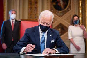 Tổng thống Joe Biden ký sắc lệnh chống nạn phân biệt chủng tộc