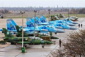 Forbes: Sức mạnh Không quân Ukraine-Nga: Tỷ lệ 1/10