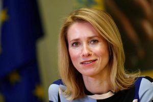 Ngưỡng mộ tài sắc nữ Thủ tướng đầu tiên trong lịch sử Estonia