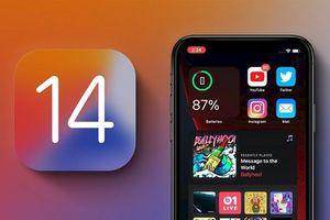 Cập nhật ngay iOS 14.4 để bảo vệ an toàn tuyệt đối cho 'dế'