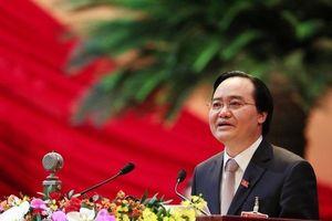 Bộ trưởng Phùng Xuân Nhạ: Tiếp tục thực hiện Nghị quyết 29, nâng giáo dục lên tầm cao mới