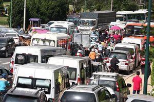Lâm Đồng thưởng 1 tỷ cho ý tưởng chống kẹt xe ở Đà Lạt