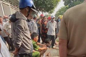Truy bắt đối tượng nghi 'ngáo đá' chém nhiều người trọng thương
