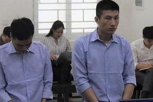 Hai cựu cán bộ công an nhận hối lộ được giảm án