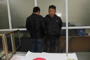 Bắt giữ thanh niên 9X mang 12.000 viên ma túy tổng hợp đi bán kiếm lời