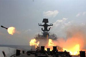 Trung Quốc tập trận ở Biển Ðông