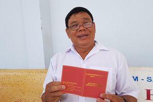 Người đàn ông khmer 29 lần tham gia hiến máu