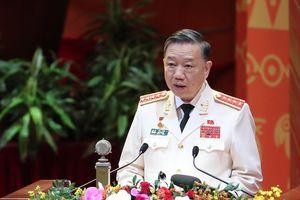 Đại tướng Tô Lâm: Bảo vệ an ninh con người, an ninh chế độ