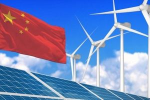 Trung Quốc tăng gấp đôi xây dựng các cơ sở năng lượng mặt trời và năng lượng gió