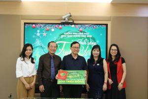 Tập đoàn giáo dục Nguyễn Hoàng: Mang yêu thương đến với cộng đồng