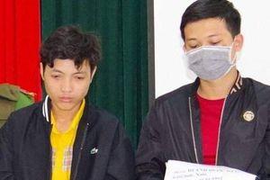 Khởi tố hai nam thanh niên vận chuyển 89kg ma túy