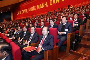 Đại biểu Đại hội XIII đề xuất các giải pháp phát triển đất nước