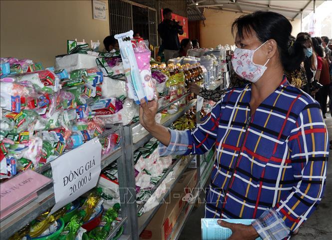 Kiên Giang tổ chức Chợ Tết nhân đạo Tân Sửu năm 2021