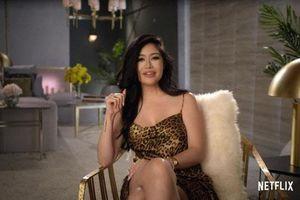 Người đẹp gốc Việt xuất hiện trong show thực tế về giới siêu giàu châu Á