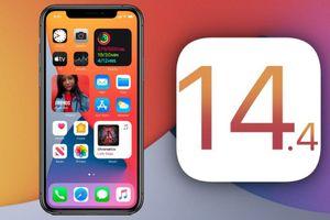 Những nâng cấp đáng giá trên iOS 14.4
