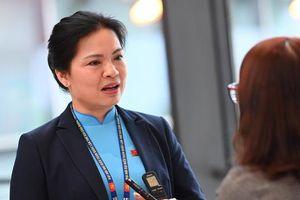 Dự thảo văn kiện Đại hội Đảng có những nội dung rất rõ về vai trò phụ nữ và bình đẳng giới