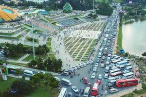 Thưởng 1 tỷ đồng cho ý tưởng chống ùn tắc giao thông tại Đà Lạt