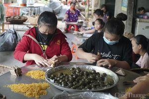 Bánh gai xứ Dừa không chỉ là món ăn chơi